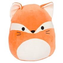Kellytoy Squishmallow 8 Inch James the Fox Orange Super Soft Plush Toy P... - $14.91