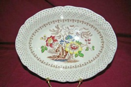 "Royal Doulton 1964 Grantham Oval Vegetable Bowl 8 1/2""  #5477 - $13.85"