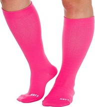 Plain Jane Wide Calf Compression Socks - Graduated 15-25 mmHg Knee High ... - $25.78