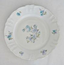 Winterling Tivoli Scroll Leaf Edge Porcelain Salad Plate - $12.86