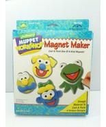 Golden Muppet Workshop Craft Kit 5282 Jim Henson's Magnet Maker Cast Ker... - $29.99