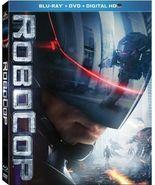 Robocop (Blu-ray + DVD Disc, 2014) - $154,46 MXN