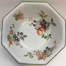 New English Johnson Brothers Open Vegetable Octagonal Dish Plate - $54.45