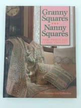 Granny Squares Nanny Squares New Twists for Cla... - $24.49