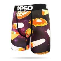 PSD Super Bright Tacos & Stuff Nachos Purple Long Urban Boxer Briefs Men... - $24.99