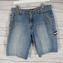 Tommy Hilfiger Shorts Hommes Taille 32 Charpentier Vintage Années 90 - $25.57