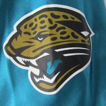 Jacksonville Jaguars NFL Players Teal Football Jersey Sz Large Byron Leftwich #7 - $20.86