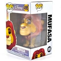 Funko Pop! Disney The Lion King Mufasa #495 Vinyl Action Figure image 2