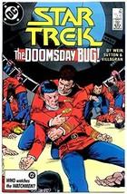 Star Trek: The Doomsday Bug, #34 [Comic] [Jan 01, 1987] Len Wein - $2.99