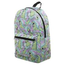 Rugrats Reptar Backpack 90s Bags - Rugrats Backpack 90s Fashion SUblimat... - $40.00