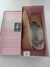 Ballet Shoes ABT American Ballet Theatre Spotlights Pink Rose Sz 7 Eur 38.5 NIB - $14.80