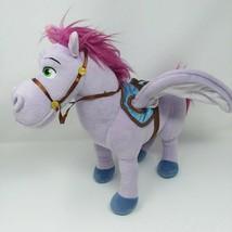 "Disney Princess Sofia the First Minimus Flying Horse 15"" Plush Pegasus - $15.95"