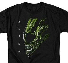 Alien t-shirt retro 70's 80's Sci-Fi horror film Ripley adult graphic tee TCF102 image 2