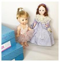 Madame Alexander Dolls - 1964 Muffin Ballerina and 1966 Opera Series Mimi - $52.00