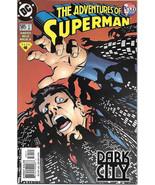 The Adventures of Superman Comic Book #585 DC Comics 2000 NEAR MINT NEW ... - $3.50