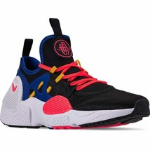 NIKE HUARACHE E.D.G.E TRAINER SPORT MEN SZ 7.5 / WOMEN SZ 9 SHOES BLACK/... - $98.99