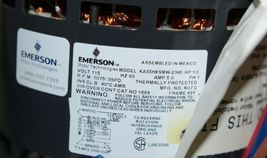 Emerson 1864 Direct Drive Blower Motor KA55SMW2346722 image 4