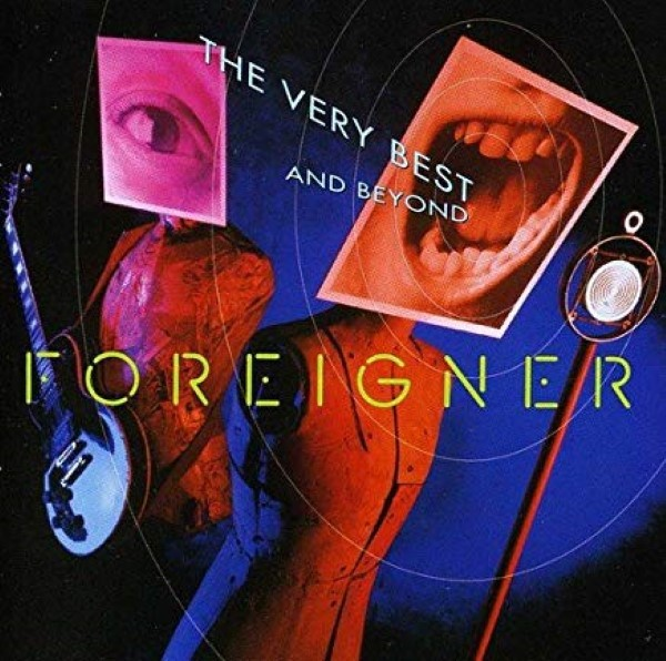 The Very Best Of And Beyond  by Foreigner Cd