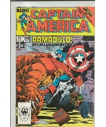 Captain America #308 ORIGINAL Vintage 1985 Marvel Comics 1st Armadillo - $19.79