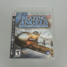 Blazing Angels: Squadrons of WWII Game (Sony PlayStation 3, 2006) - $14.99