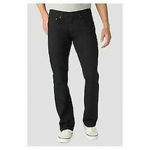 Denizen From Levi's  NEW Men's Black Straight Fit 218 Stretch Jeans -Sizes.NEW ! image 2