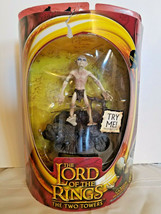 The Lord Of The Rings Two Towers Gollum Electric Sound - Toy Biz - $32.99