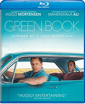 Green Book (Blu-ray + DVD, 2019)