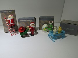 Lot of 4 Mixed Avon Collection and Ornament in Original Boxes - $18.76