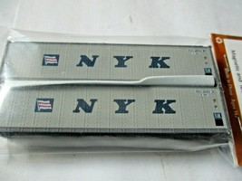 Jacksonville Terminal Company # 405656 NYK (Initials) 40' Standard Container (N) image 1