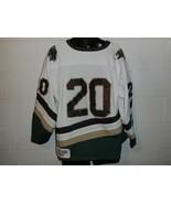 Vintage 80s 90s Athletic Knit Lehigh University Game Worn Hockey Jersey  - $149.99