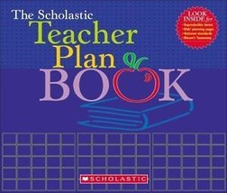 The Scholastic Teacher Plan Book - $12.99