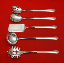 Delicacy by Lunt Sterling Silver Hostess Set 5pc HHWS  Custom Made - $392.45