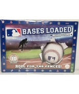 Bases Loaded Board Game New Sealed 30 MLB Teams 2015 Baseball Roll For T... - $34.62