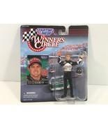 1997 Kenner Starting Lineup Winner's Circle Bobby Labonte Interstate Bat... - $9.99