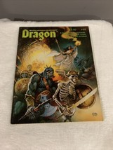 Dragon Monthly Magazine With Arrakhar's Wand Module January 1983 #69 - $14.80