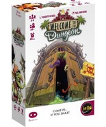 DUNGEON BOARD GAME CARD MEDIEVAL TOY TEEN ADULT AGE 10 UP MANDOM MONSTER... - $20.65