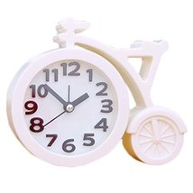 George Jimmy Cute Student Alarm Clock Stylish Silent Bedside Alarm Clock #2 - $26.52