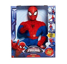 Marvel Sha Wise Crackin Spiderman Plush - $58.79