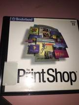 The Print Shop Art Cd 1-5 Brøderbund - $28.39