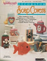 "The Needlecraft Shop ""Decorator Soap Covers"" Plastic Canvas - Gently Used - $6.00"
