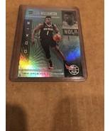 2019-2020 Panini Illusions Basketball Zion Williamson #151 Emerald Rooki... - $29.69