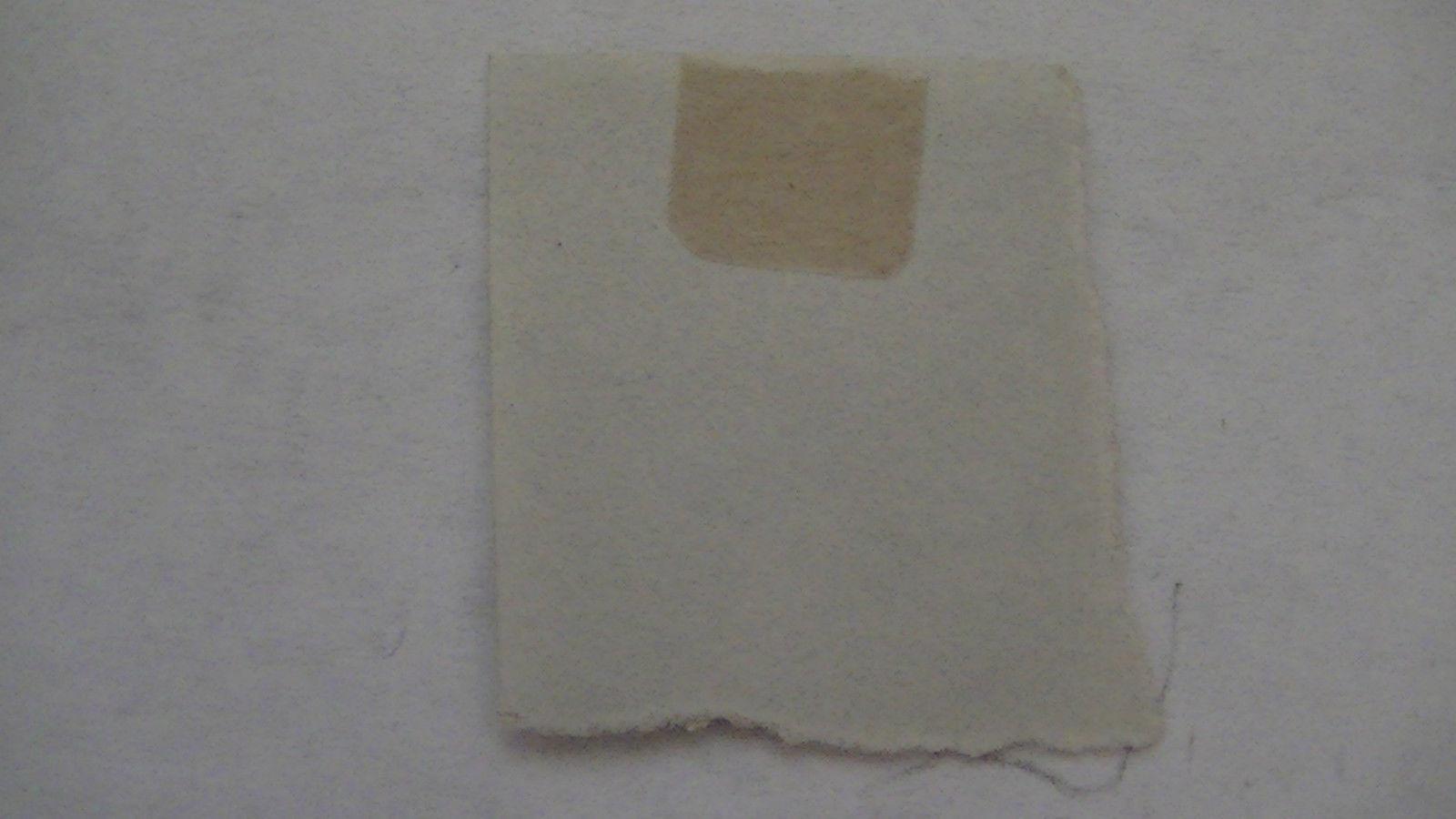 Dark Blue Vintage USA Used 5 Cent Stamp