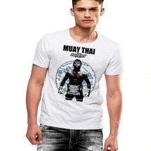 thai boxing, muay thai, mma, ufc, kickboxing, boxing, jiu jitsu, t shirt... - $24.99+