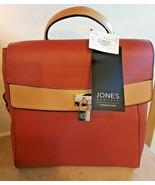Jones New York Signature Handbag Purse Bag Brown NWT Msrp $99 TYRA Backpack - $54.45
