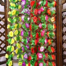 1 String Simulation Artificial Flower Arch Wall Wedding Decoration - $12.96+