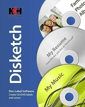 NCH Disketch - Disc Label Software - $24.99