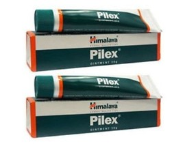 100% Natural | Himalaya Pilex Ointment 30 g ( Pack of 2) - $14.80