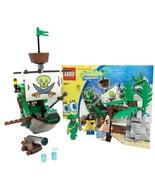 LEGO Spongebob Squarepants 3817 THE FLYING DUTCHMAN 100% Complete w/ Man... - $74.24