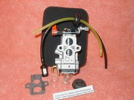 Carburetor For Walbro WYA-79 Husqvarna 350BT 150BT Backpack Blower Fuel ... - $13.23