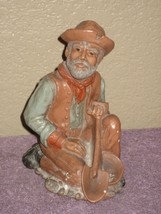 Universal Statuary - Miner With Shovel - Number 5024 Copywrite 1993 Made... - $19.75